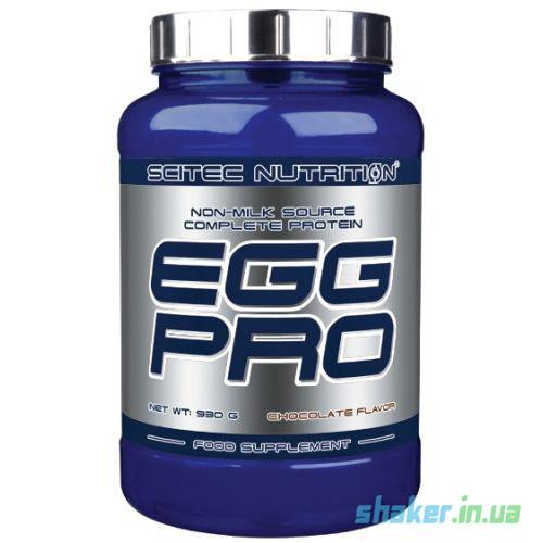 Яичный протеин Scitec Nutrition EGG Pro (930 г) скайтек нутришн егг про шоколад
