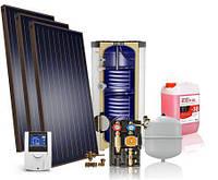 Солнечная гелиосистема Heliomax ☞ Комплект для 2-4 человек