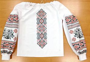ПЖВ-1. Пошита жіноча вишиванка
