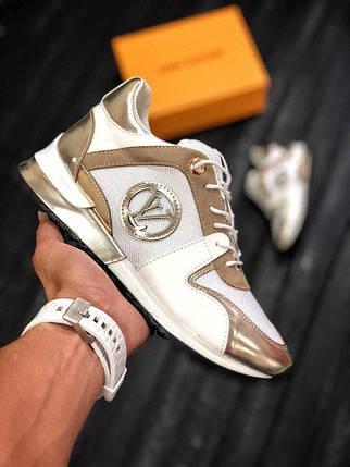 Городские кроссовки реплика Louis Vuitton, фото 2