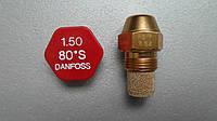 Форсунка Danfoss 1.50 80° S (4031.030), фото 1
