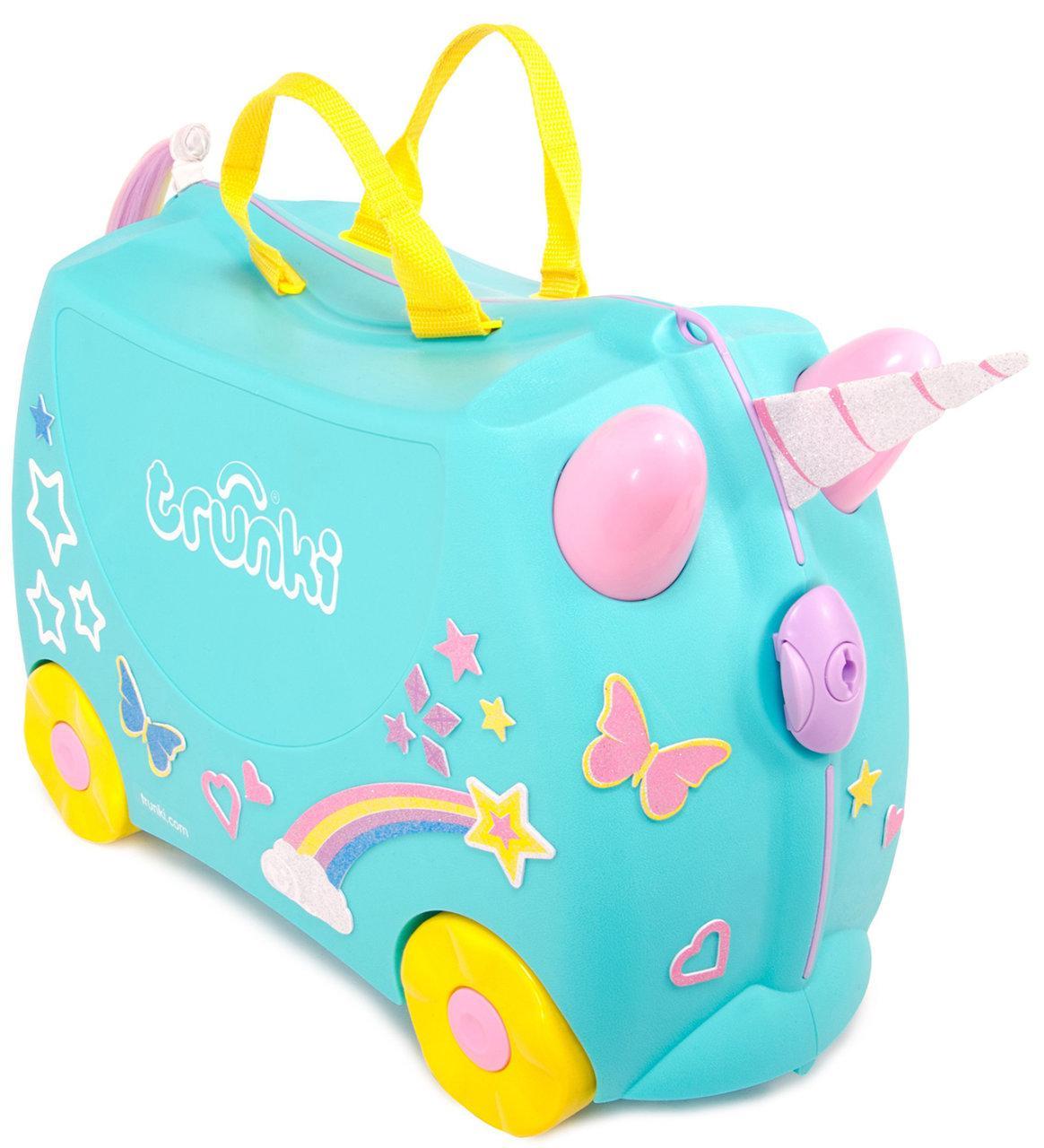 Детский чемодан TRUNKI  Una Единорог TRU-0287