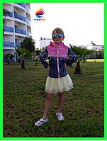 ОПТОМ Кофты велюровые детские (под заказ от 50 шт) с НДС, фото 1
