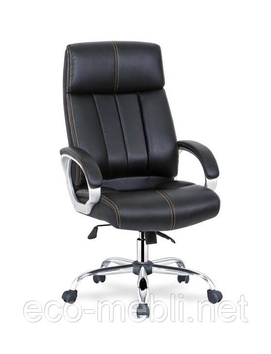 Крісло офісне для керівника, поворотне Diesel Halmar