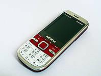 """Телефон Nokia Q30 Красный - 2Sim + 2,4"""" + Camera + BT + FM"""