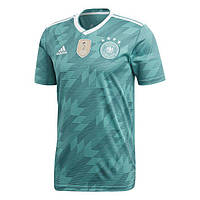 Футбольная форма Сборной Германии World Cup 2018 гостевая, фото 1