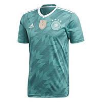 Футбольная форма Сборной Германии World Cup 2018 гостевая