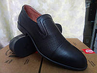 Классические мужские летние Кожаные туфли Rondo, фото 1