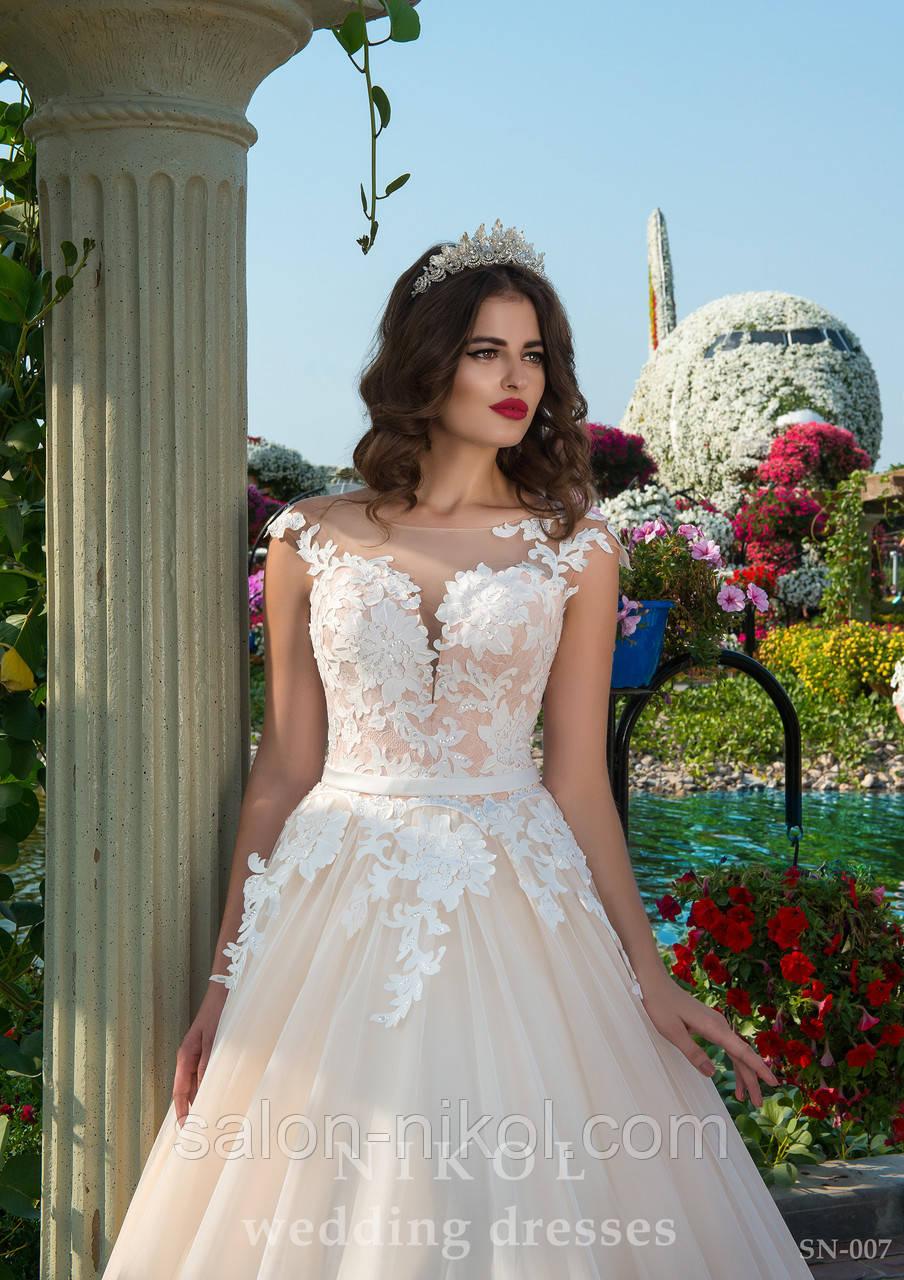 Свадебное платье SN-007