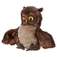IKEA VANDRINGUGGLA Ручная кукла, сова  (502.160.93)