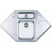 Мойка из нержавеющей стали в столешницу Alveus Vision 40 (витрина), фото 1