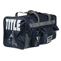96ad0210d035 Спортивная Сумка-рюкзак TITLE MMA World Champion Sport Bag — в ...