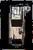 Стальной котел длительного горения PlusTerm Хром 32 квт Бесплатня Доставка