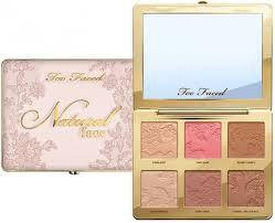 Палетка для лица TOO FACED Natural Face, фото 2