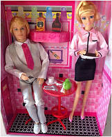 Набор кукол семья Defa 8229