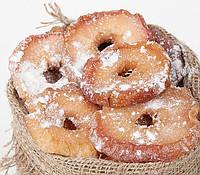 Яблочные цукаты 500 грамм