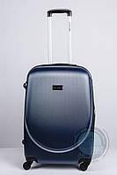 Чемодан на 4-х колесах Wings (Gravit) синего цвета