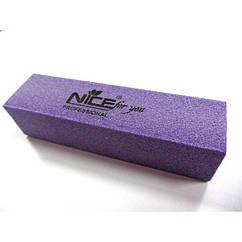 Бафик  для ногтей Nice 100/180