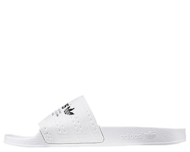 "Шлепанцы Adida Classic ""White"" Арт. 2842"