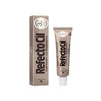 Краска для бровей и ресниц (светло-коричневая) RefectoCil №3.1 Light Brown, 15мл