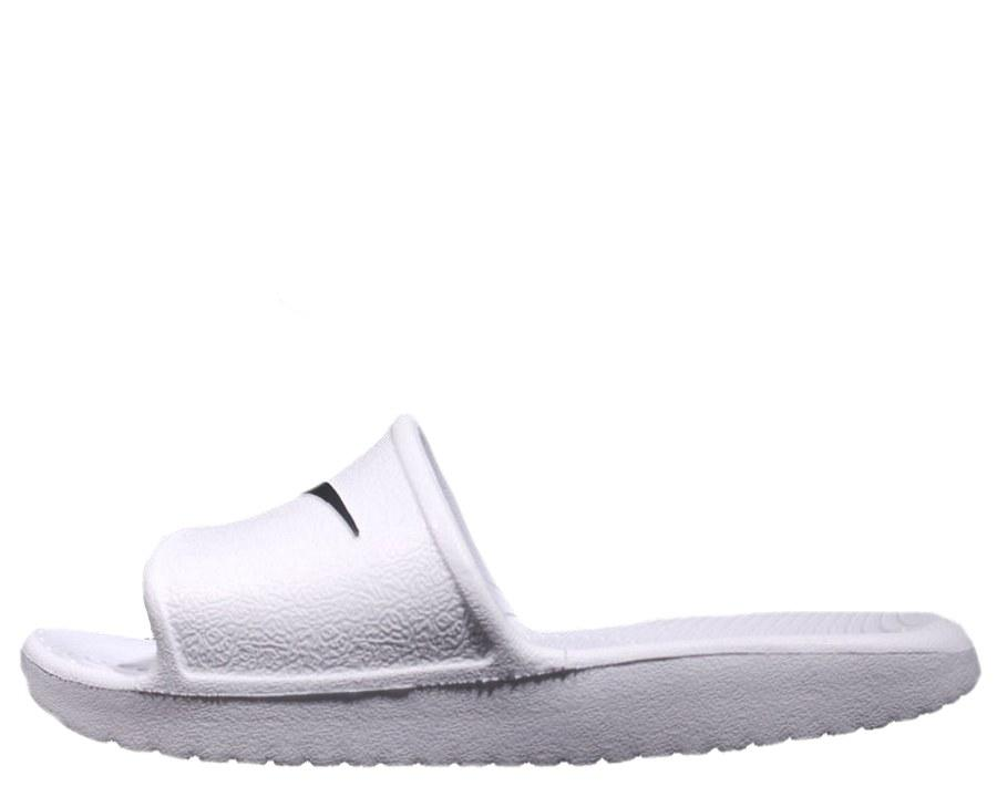 "Шлепанцы Nike Benassi Swoosh ""White"" Арт. 2829"