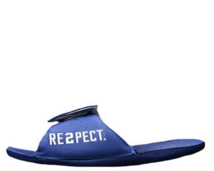 """Шлепанцы Off White x Jordan Hydro 6 """"Blue"""" Арт. 2832"""