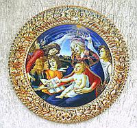 Овальные и круглые картины, фото 1