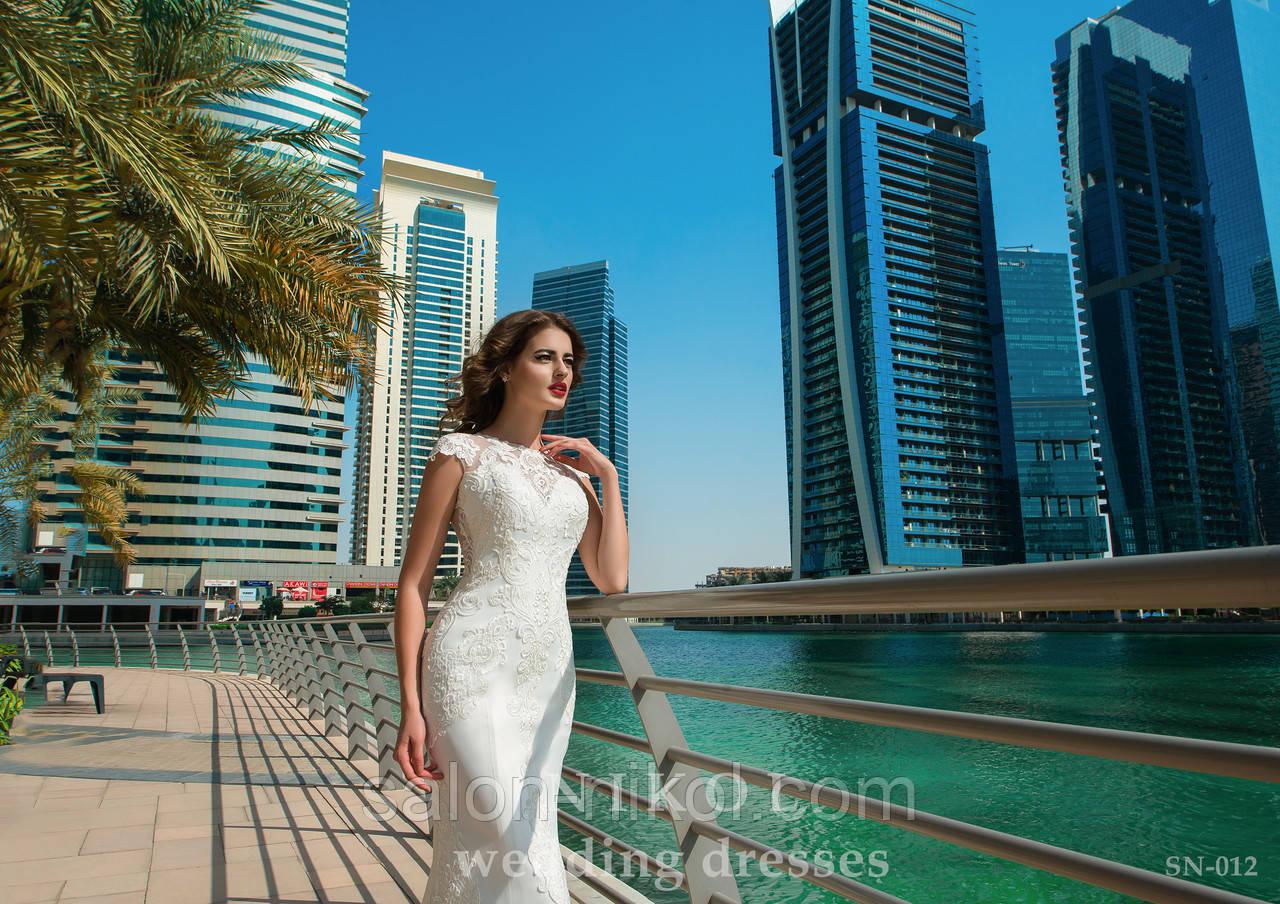 Свадебное платье SN-012