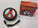 Компрессор для авто , автомобильный компрессор, для подкачки колёс,насос, фото 4