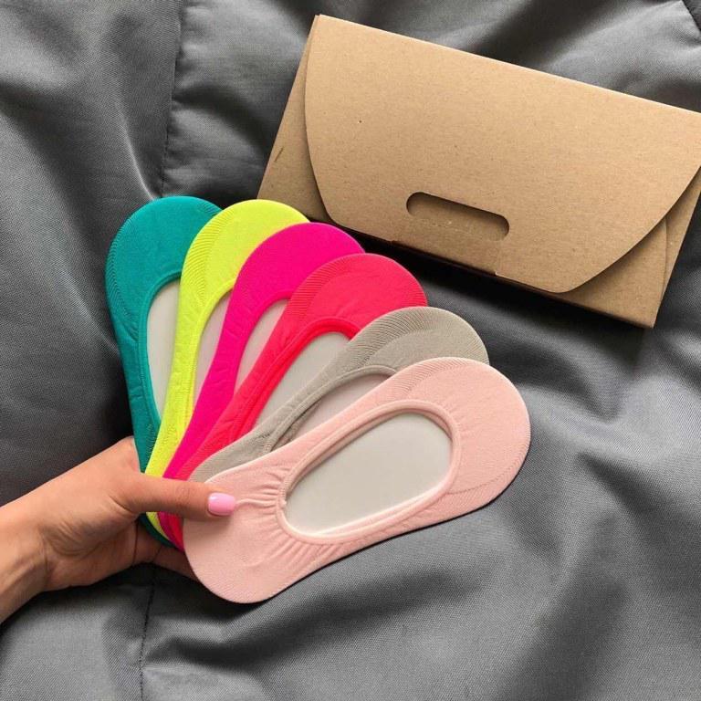 Набор носков - комплект 8 Арт. 2711