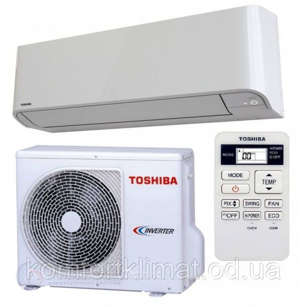 Кондиционер Инверторный Toshiba серии Mirai RAS-16BKVG-EE, кондиционер купить в Одессе