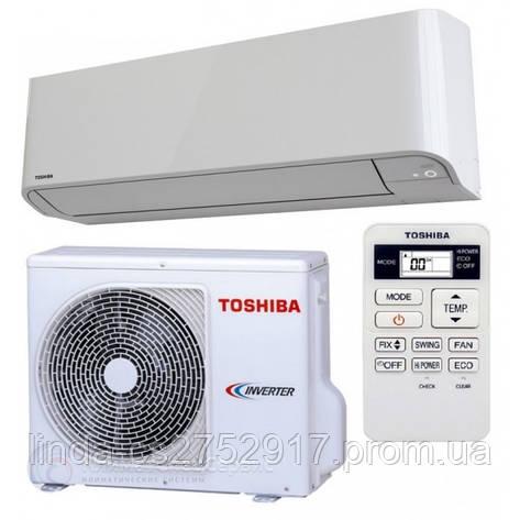 Кондиционер Инверторный Toshiba серии Mirai RAS-16BKVG-EE, кондиционер купить в Одессе, фото 2