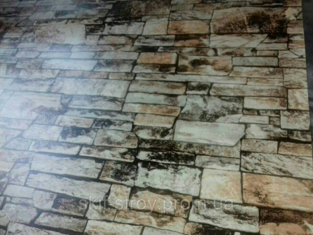"""Новинка! Профнастил под камень """"Stone Brick"""""""