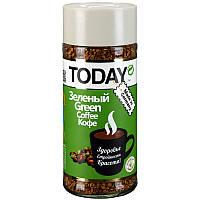Кава Today Green розчинна, 95 гр.
