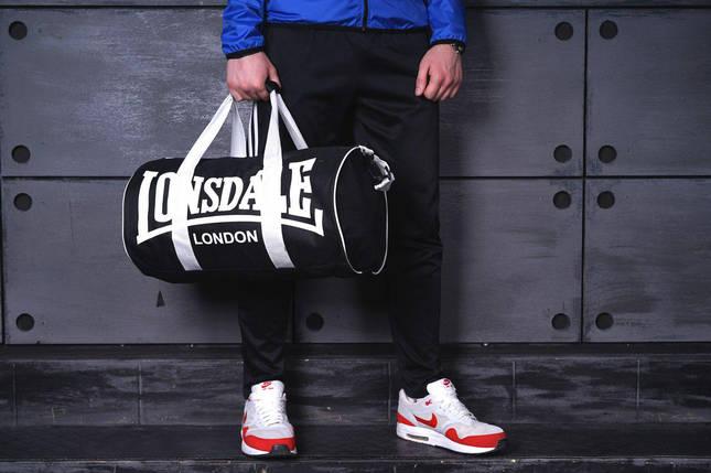 Спортивная сумка Lonsdale тубус, фото 2