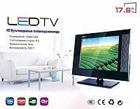 Телевизор LEDTV DA 159 17.8 дюймов inch USB/SD