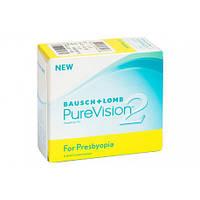 Контактные линзы Bausch & Lomb, PureVision2 Multi-Focal