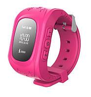 Смарт-часы Smart Watch Q50 OLED Pink (777028562)