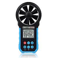 Измеритель скорости ветра (Анемометр), температуры и влажности воздуха  BSIDE EAM03