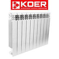 Биметаллический радиатор KOER 500*96, фото 1