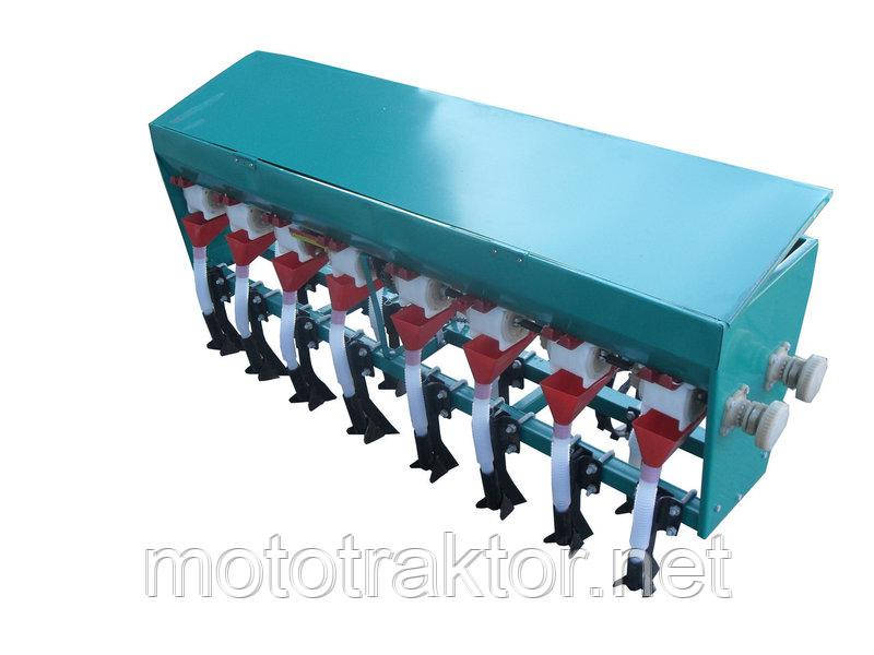 Сеялка для мототрактора 2bj-7 (точного высева)