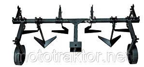 Пропольник для мотоблока широкорядный (без колес)
