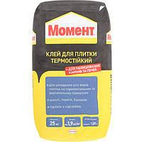 Клей Ceresit Moment, Мом Термо 25, термостойкий, 25 кг.