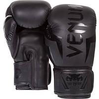 Оригинальные Боксерские Перчатки Venum Elite Boxing Gloves - Black/White