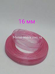 Лента из органзы 16 мм.,20 ярдов, лиловый