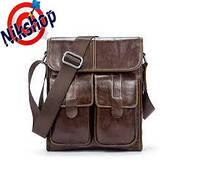 Мужская сумка через плечо WESTAL