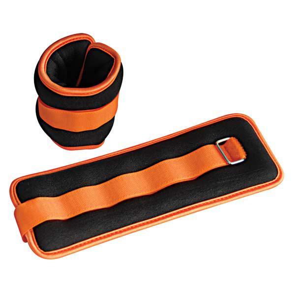 Обважнювачі для ніг SPART - AW1401-1.0 KG (1кг) чорно-помаранчеві