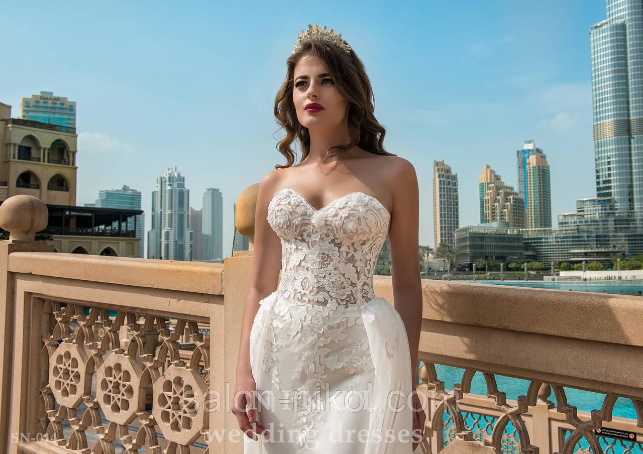Свадебное платье SN-014