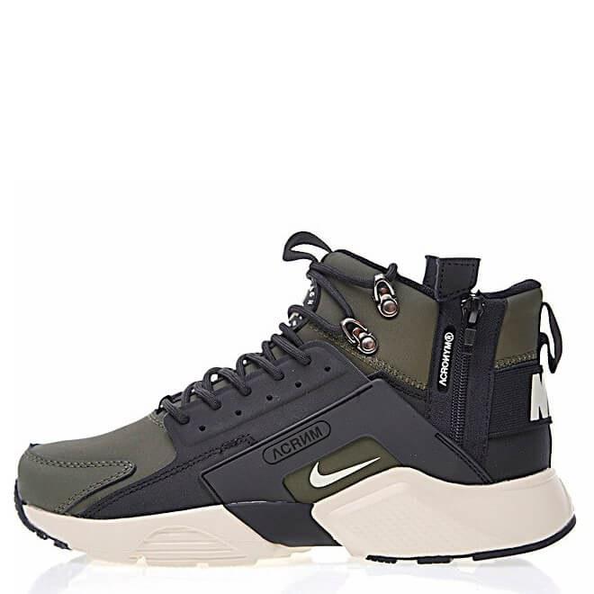 96926105 Кроссовки Nike Huarache X Acronym City MID Leather