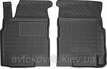 Полиуретановые передние коврики в салон Nissan Primera III (P12) 2002-2007 (AVTO-GUMM)